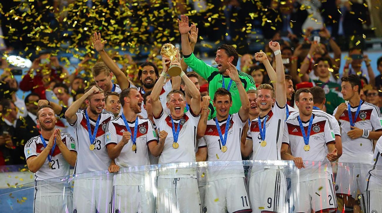 FIFA world rankings