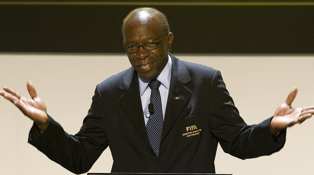 Egypt: Jack Warner wanted $7 million to vote for our World Cup bid