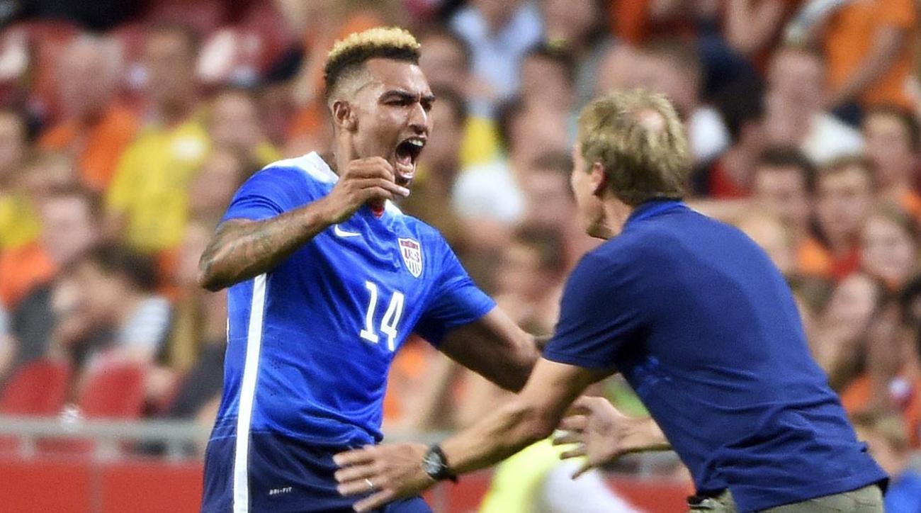 USMNT Stuns Netherlands in late comeback win