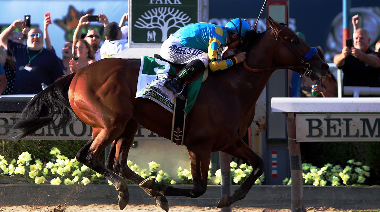 American Pharoah to race again this year