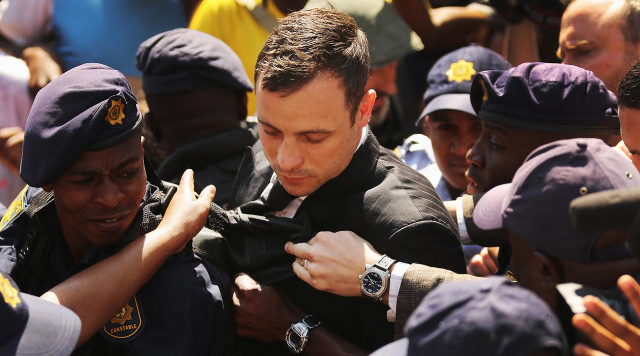 Oscar Pistorius to be released on house arrest in August IMAGE
