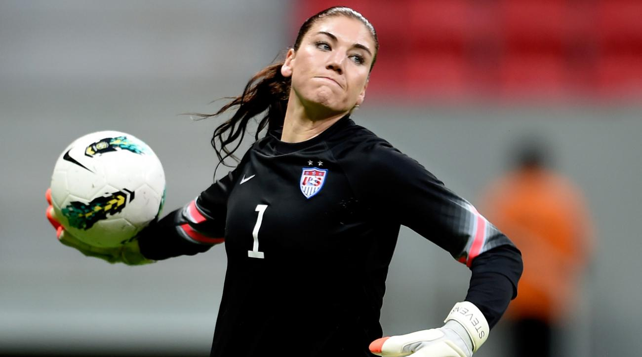 hope solo, united states women's national team, women's world cup