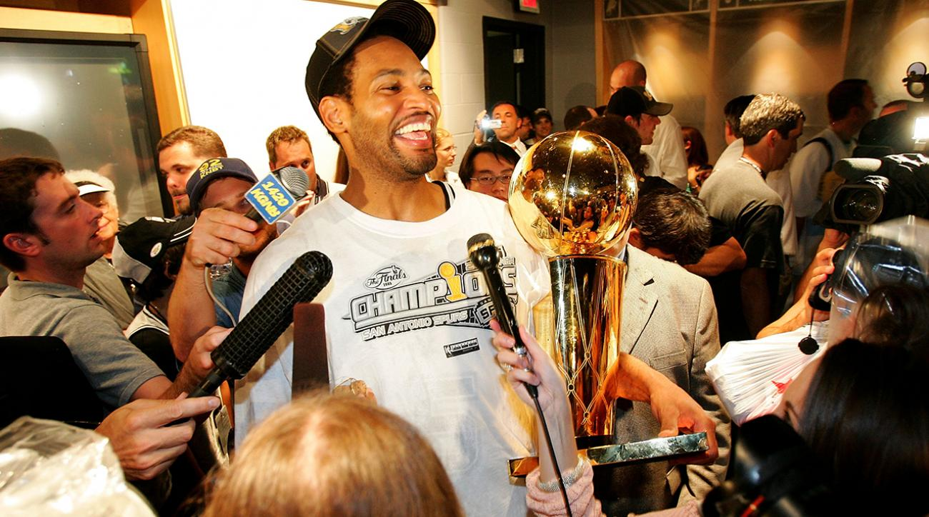 Robert Horry on his Basketball Hall of Fame chances