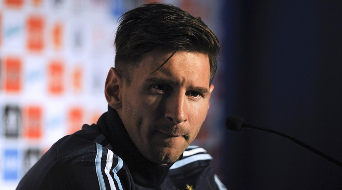 Lionel Messi faces trial for tax fraud after judge rejects appeal IMAGE