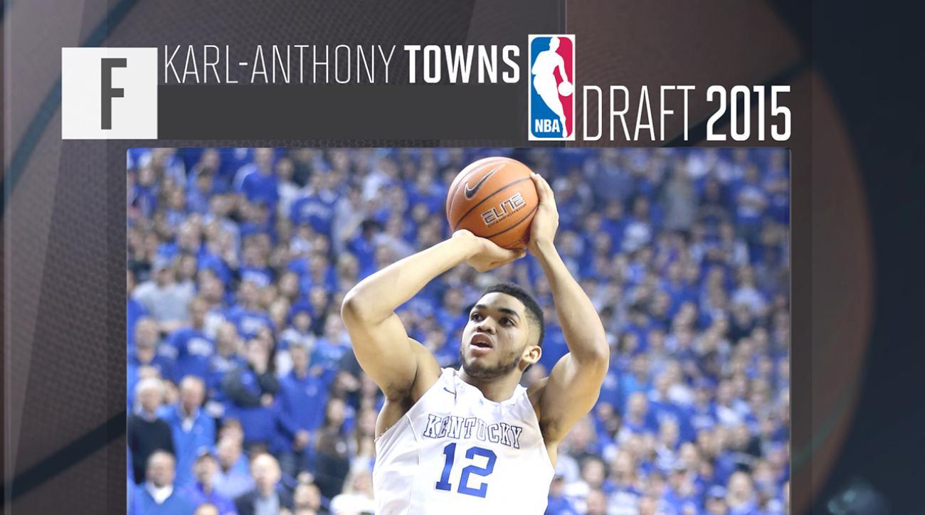 2015 NBA draft: Karl-Anthony Towns profile IMG