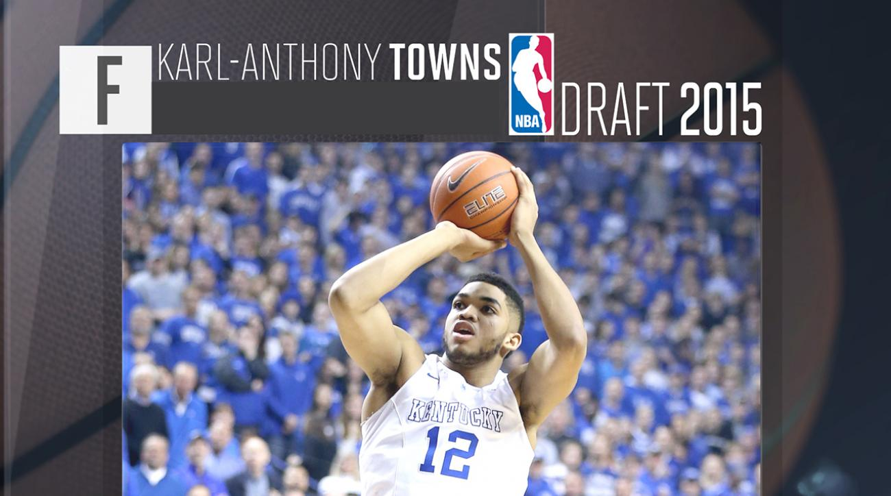 c607fa9c2658 2015 NBA draft rankings  Karl-Anthony Towns
