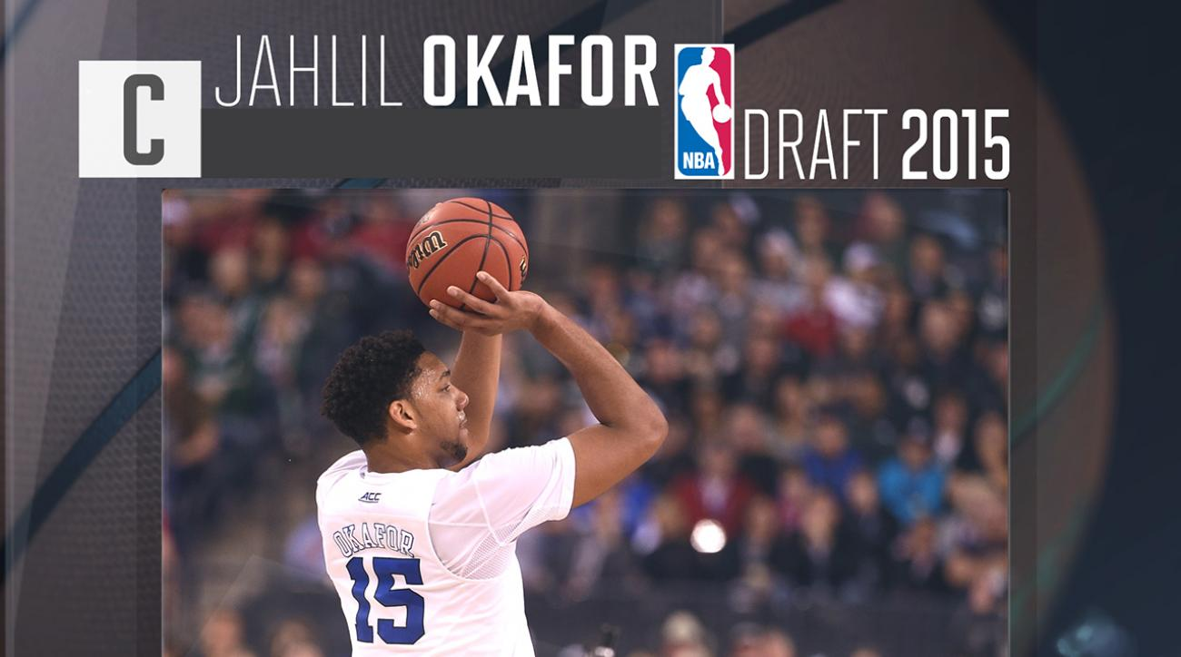 2015 NBA draft: Jahlil Okafor profile IMG