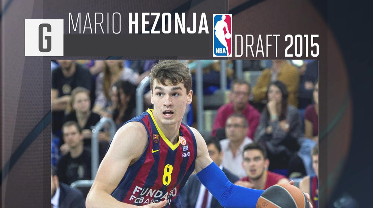 2015 NBA draft: Mario Hezonja profile IMG