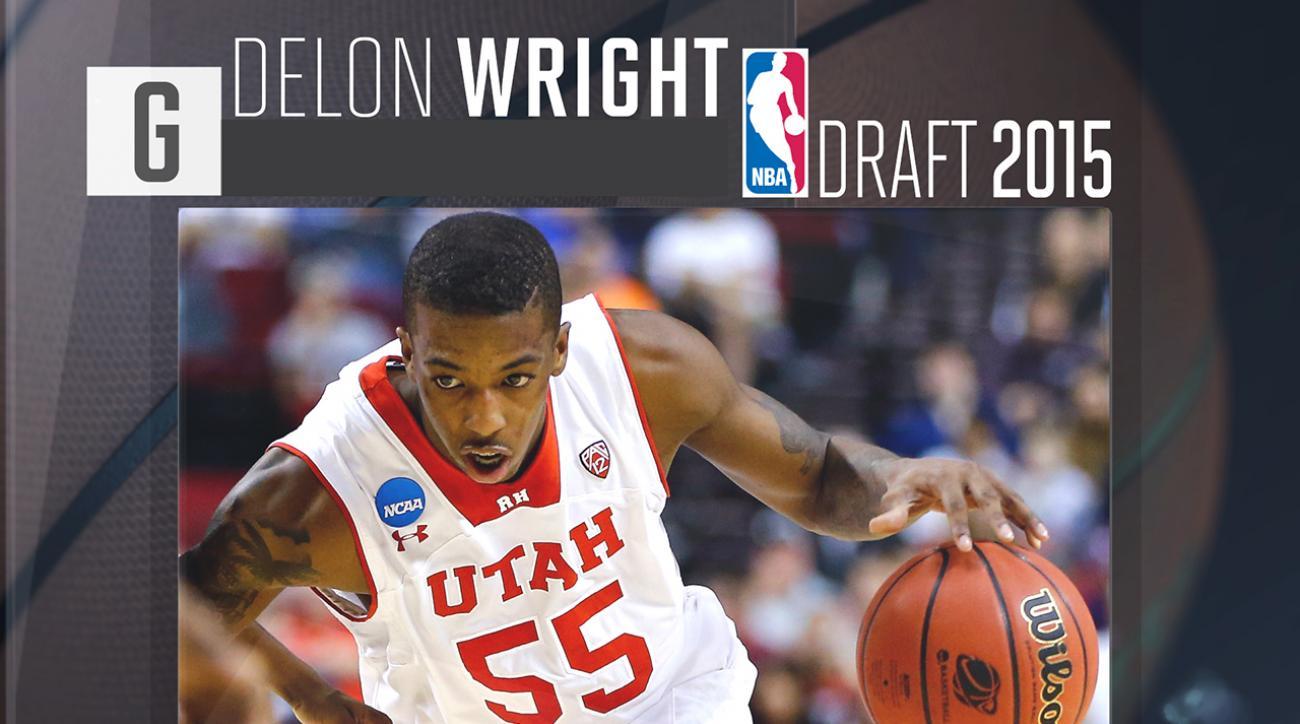 2015 NBA draft: Delon Wright profile IMG