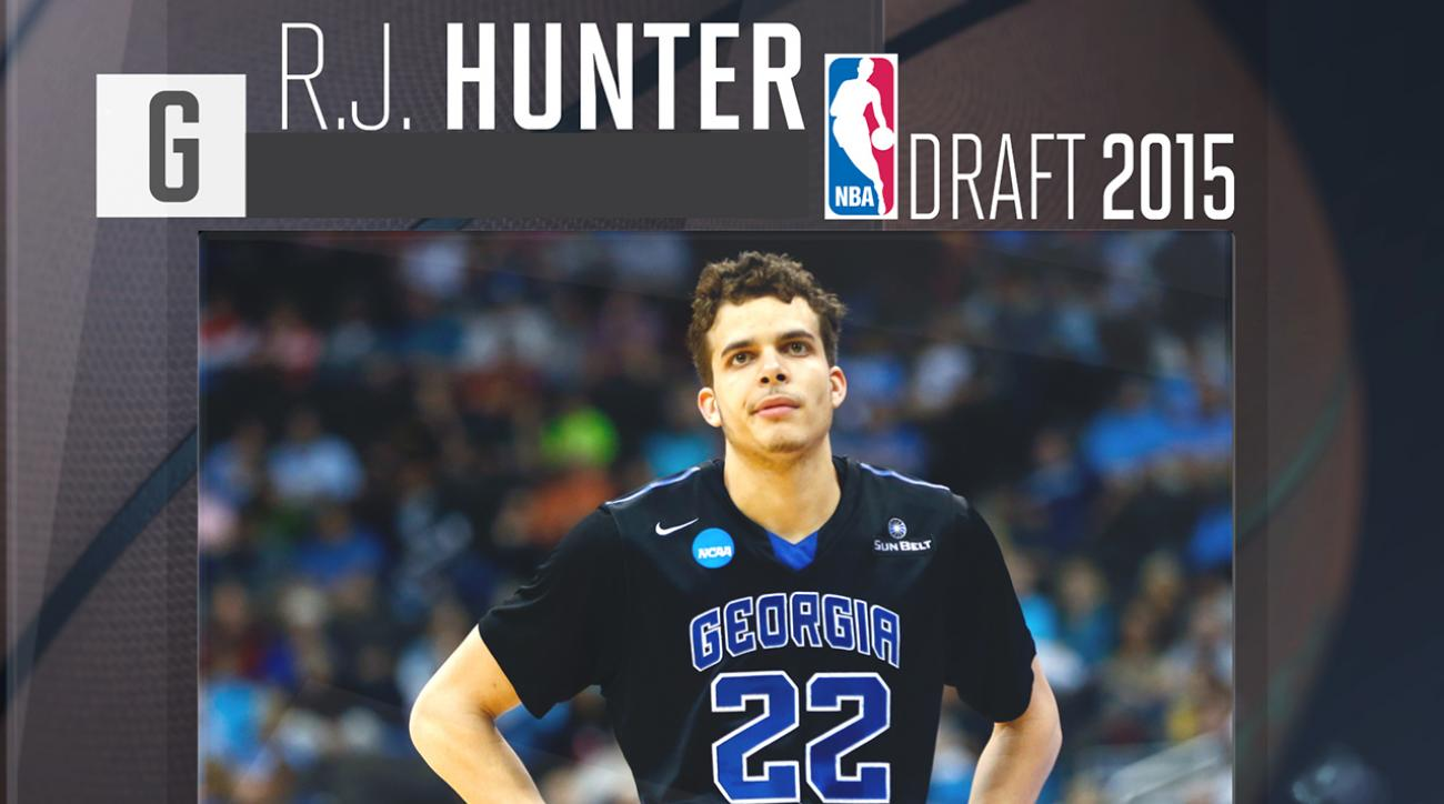 Syracuses andrew white has learned being a one dimensional player doesnt work syracuse com - 2015 Nba Draft R J Hunter Profile Img