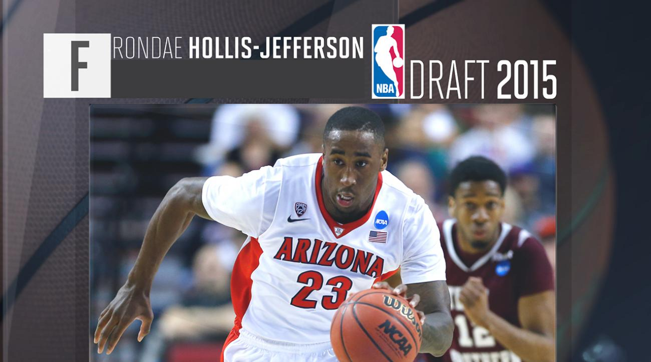 2015 NBA draft: Rondae Hollis-Jefferson profile IMG