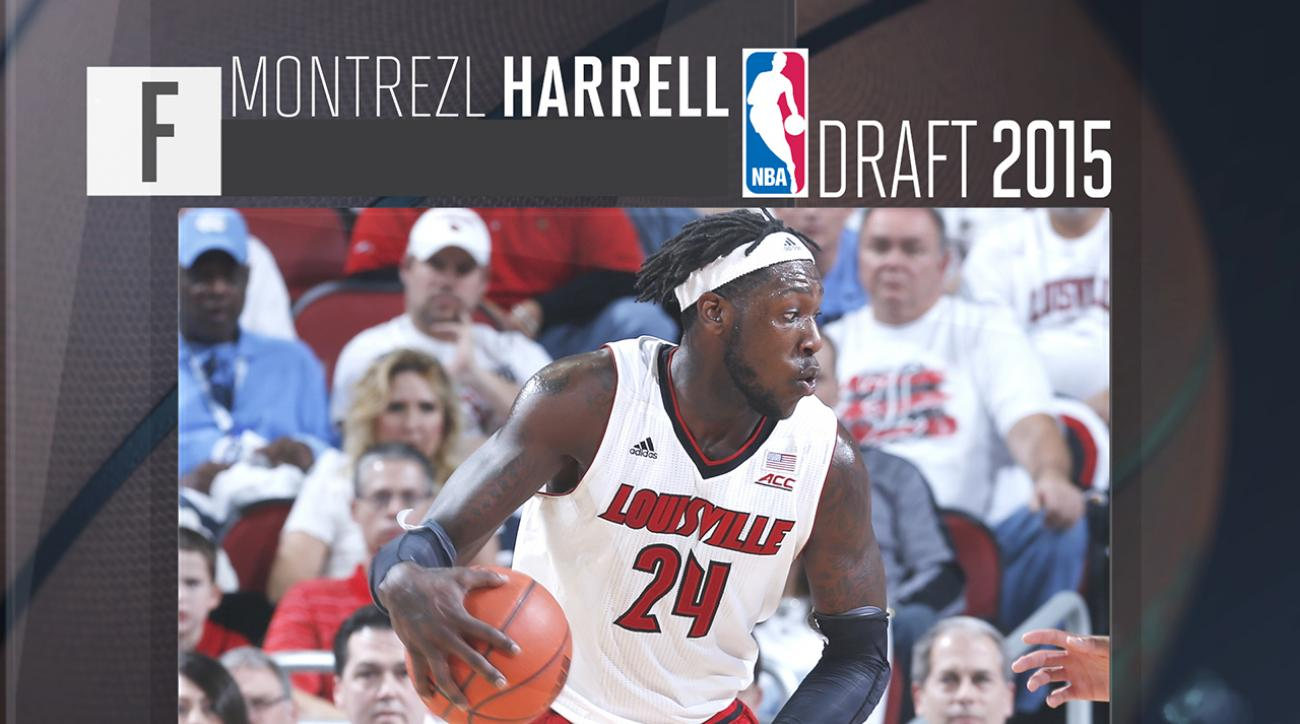 2015 NBA draft: Montrezl Harrell profile IMG