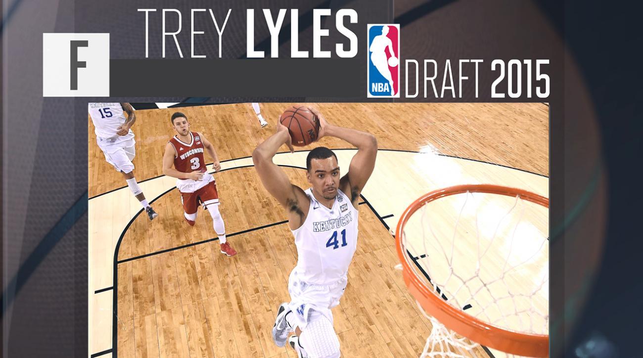 2015 NBA draft: Trey Lyles profile IMG