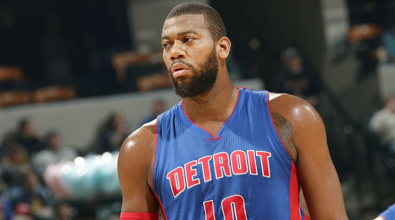 Pistons coach Stan Van Gundy 'not entirely optimistic' about retaining Greg Monroe IMAGE