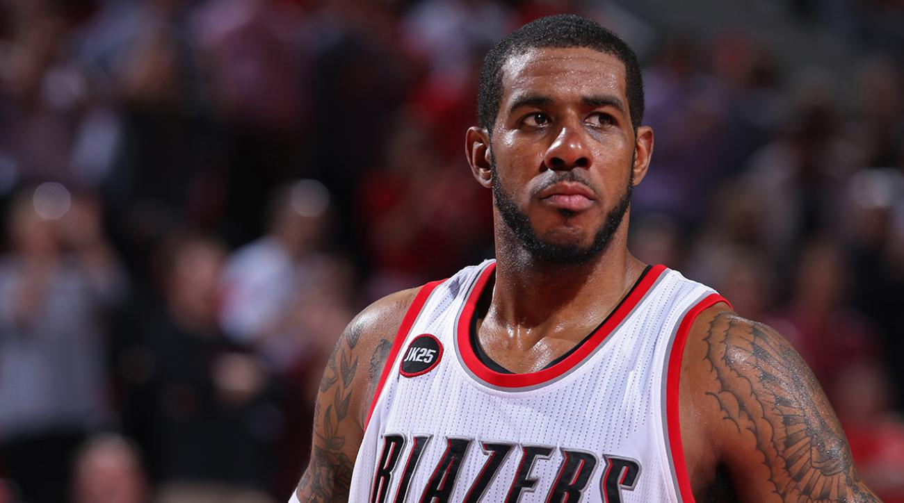 Report: LaMarcus Aldridge not expected to re-sign with Trail Blazers IMAGE