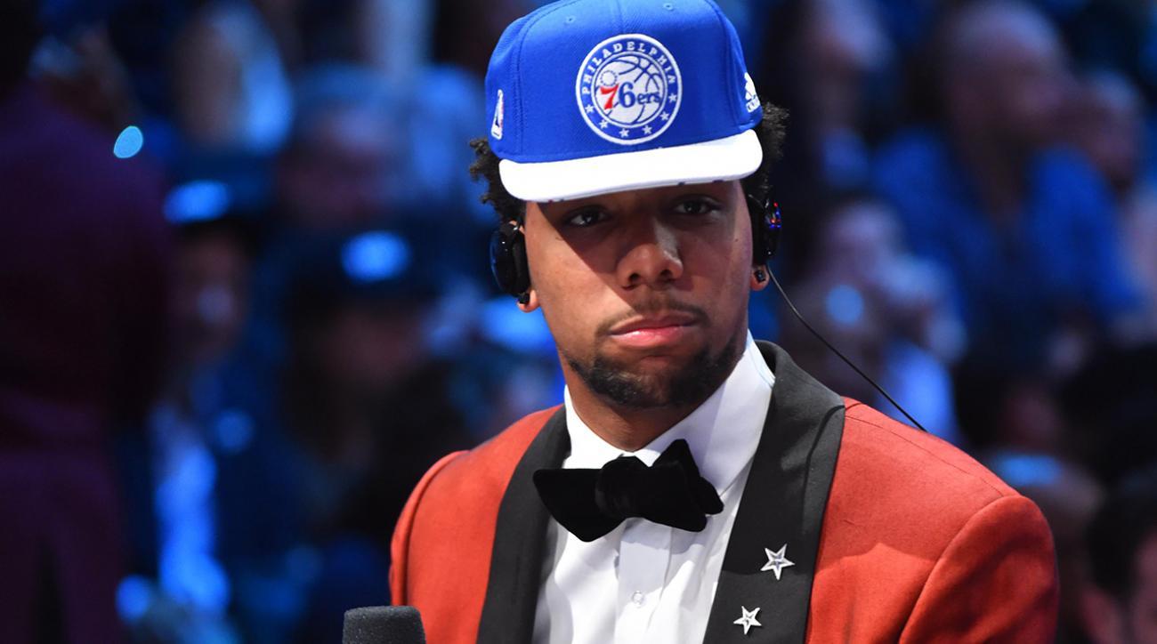 Philadelphia 76ers Jahlil Okafor IMG