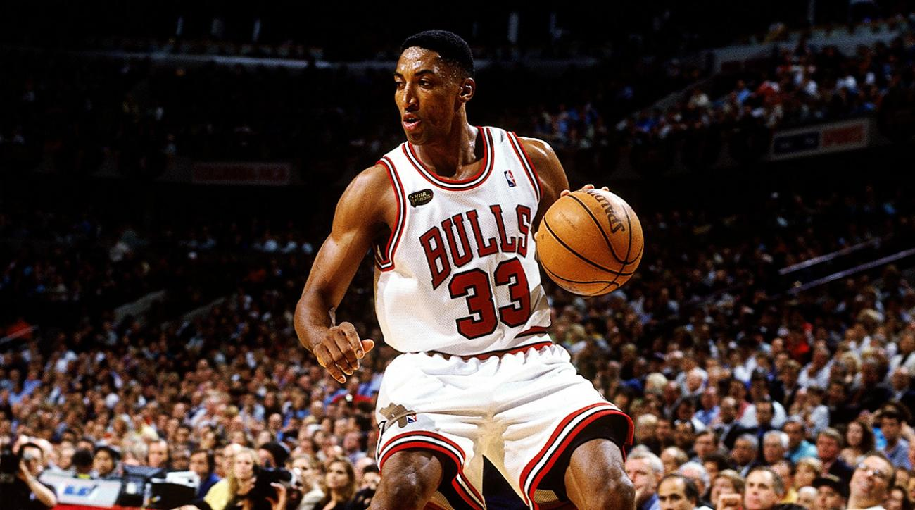 Scottie Pippen I Was Lebron James Before Lebron James -6408