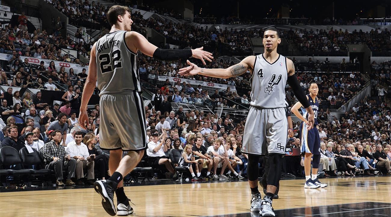 Report: Spurs sign Danny Green, deal Tiago Splitter