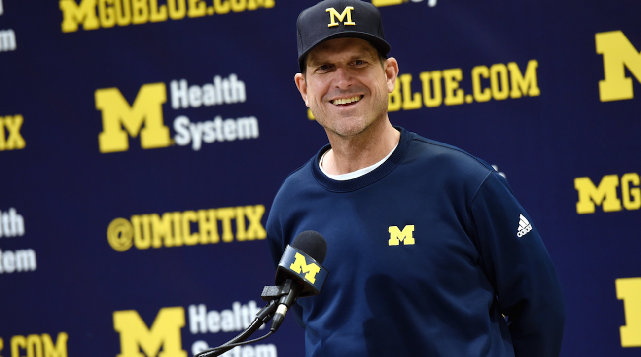andy staples, College football, Dear Andy, jim harbaugh, michigan wolverines, sports illustrated, big 12 expansion, colin cowherd