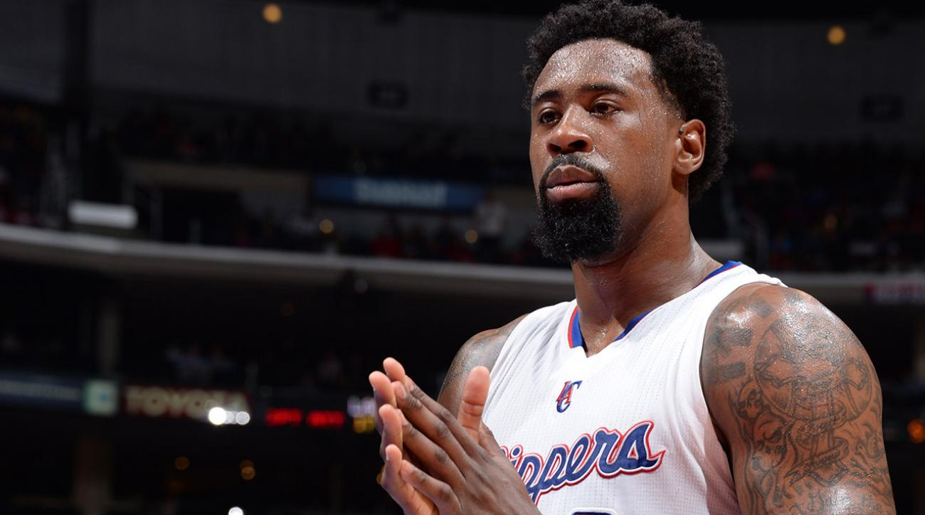 Report: DeAndre Jordan to announce intent to sign with Mavericks