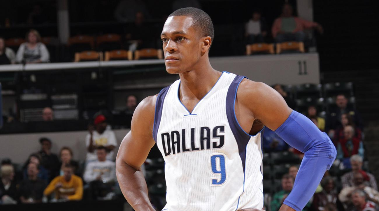 Rajon Rondo to sign one-year, $10 million deal with Kings