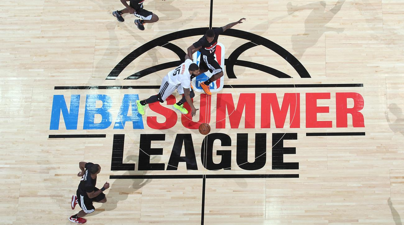 2015 NBA Summer League Las Vegas Preview IMG