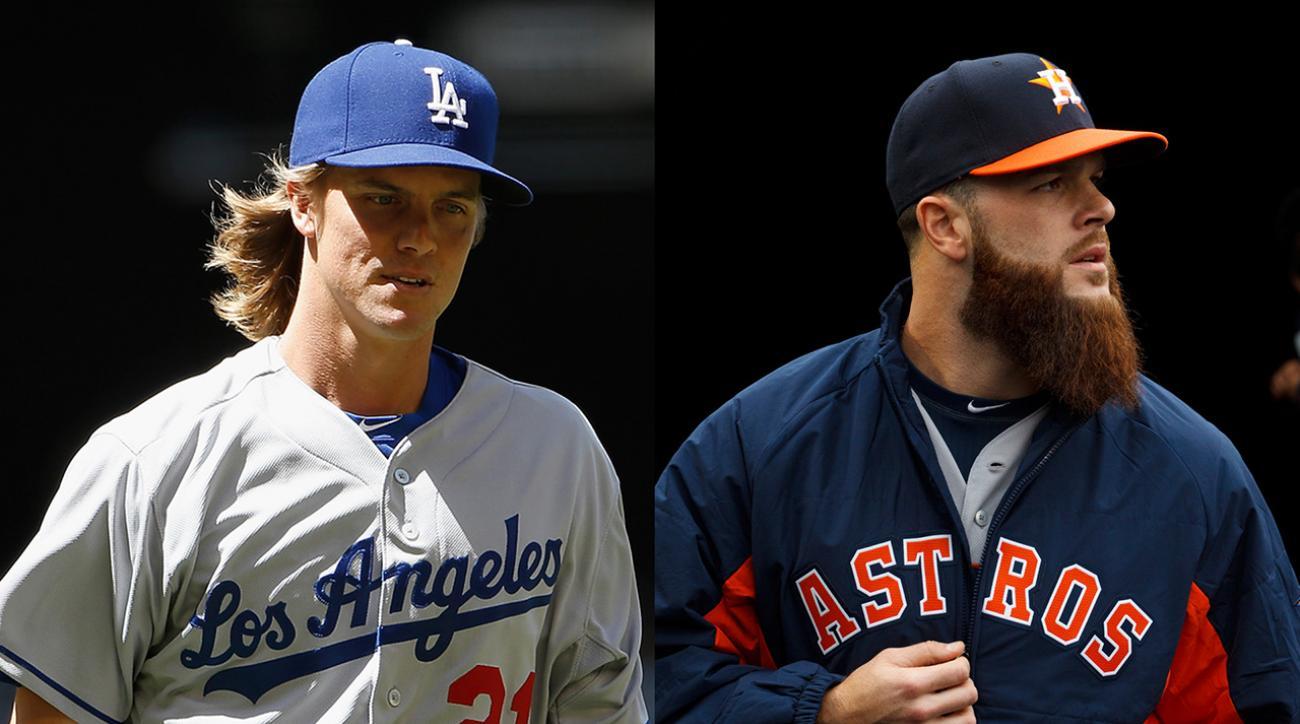 Greinke, Keuchel named All-Star Game starters