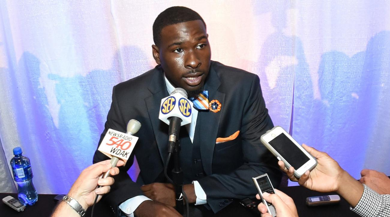 auburn tigers, College football, Jeremy Johnson, SEC Media Days, sports illustrated, heisman, andy staples, zac ellis