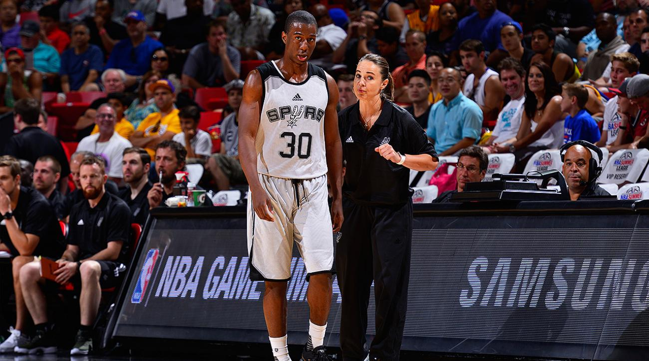lisa leslie, becky hammon, spurs, nba, wnba, women, men, Sports, rousey