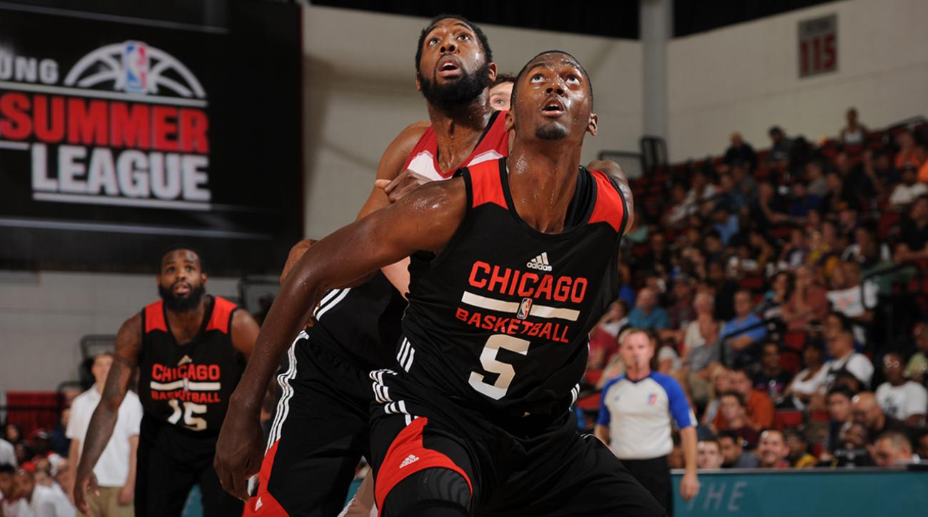 NBA rookies looking to make an impact after Summer League IMG