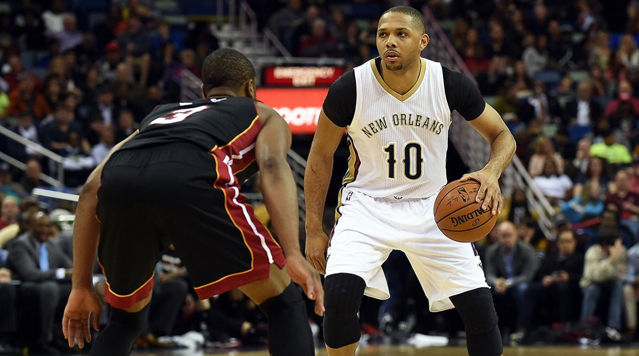 New Orleans Pelicans Eric Gordon believes team will take that next step IMG
