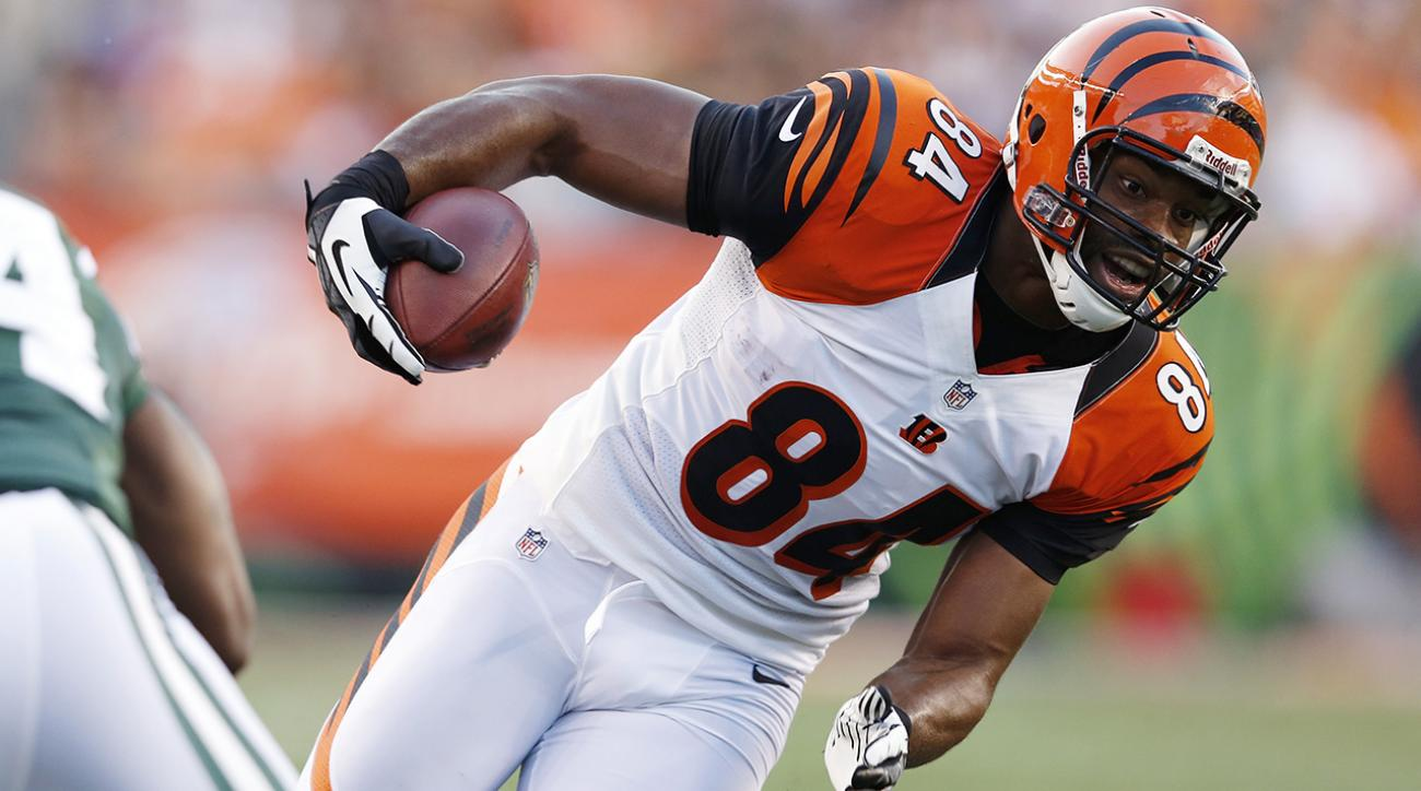 Cardinals agree to one-year deal with tight end Jermaine Gresham