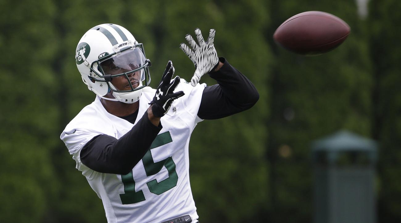 Brandon Marshall finds a new home in New York