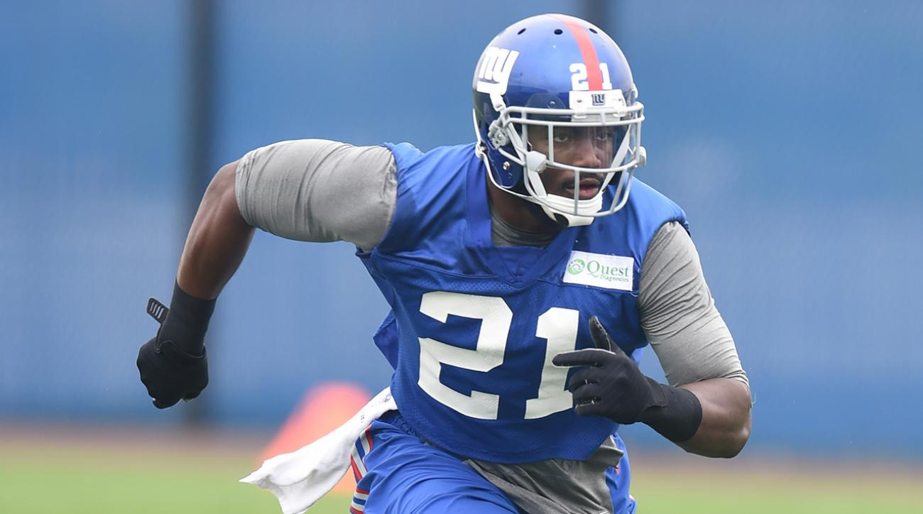 New York Giants Landon Collins turning heads at training camp