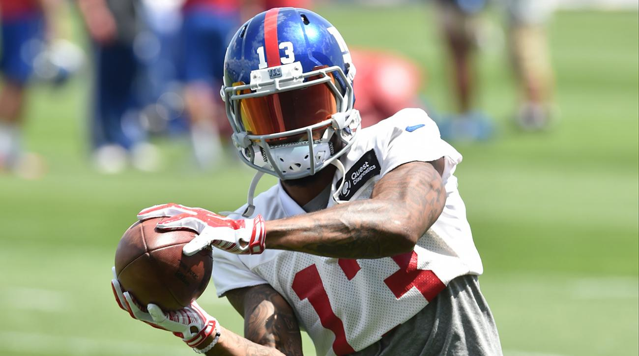 With Pierre-Paul still missing, Giants welcome back healthy receivers