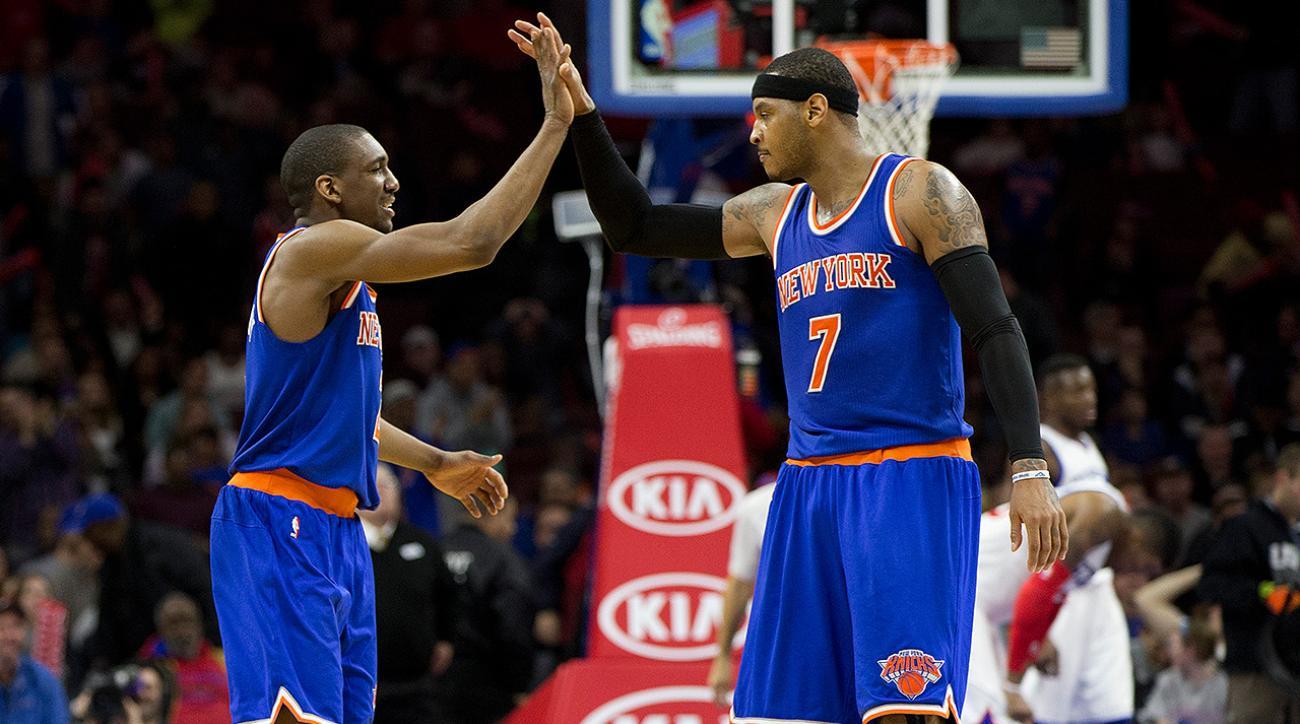 New York Knicks Walt Frazier analyzes their playoff chances