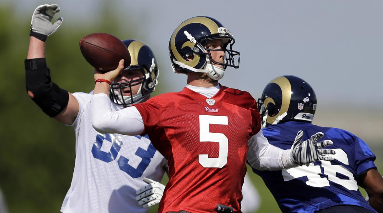 How the St. Louis Rams offense is about to change