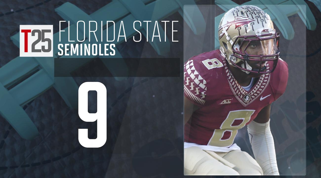 College football, florida state seminoles, preseason top 25, sports illustrated, everett golson, college football top 25