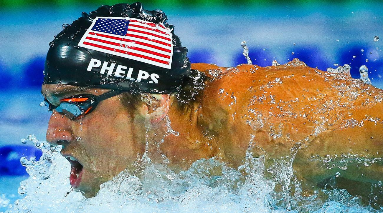 Michael Phelps says he won't drink alcohol until after 2016 Rio Olympics