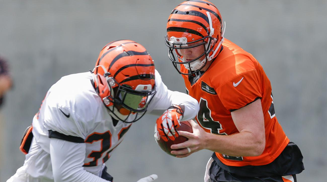 Cincinnati Bengals fighting for playoff success