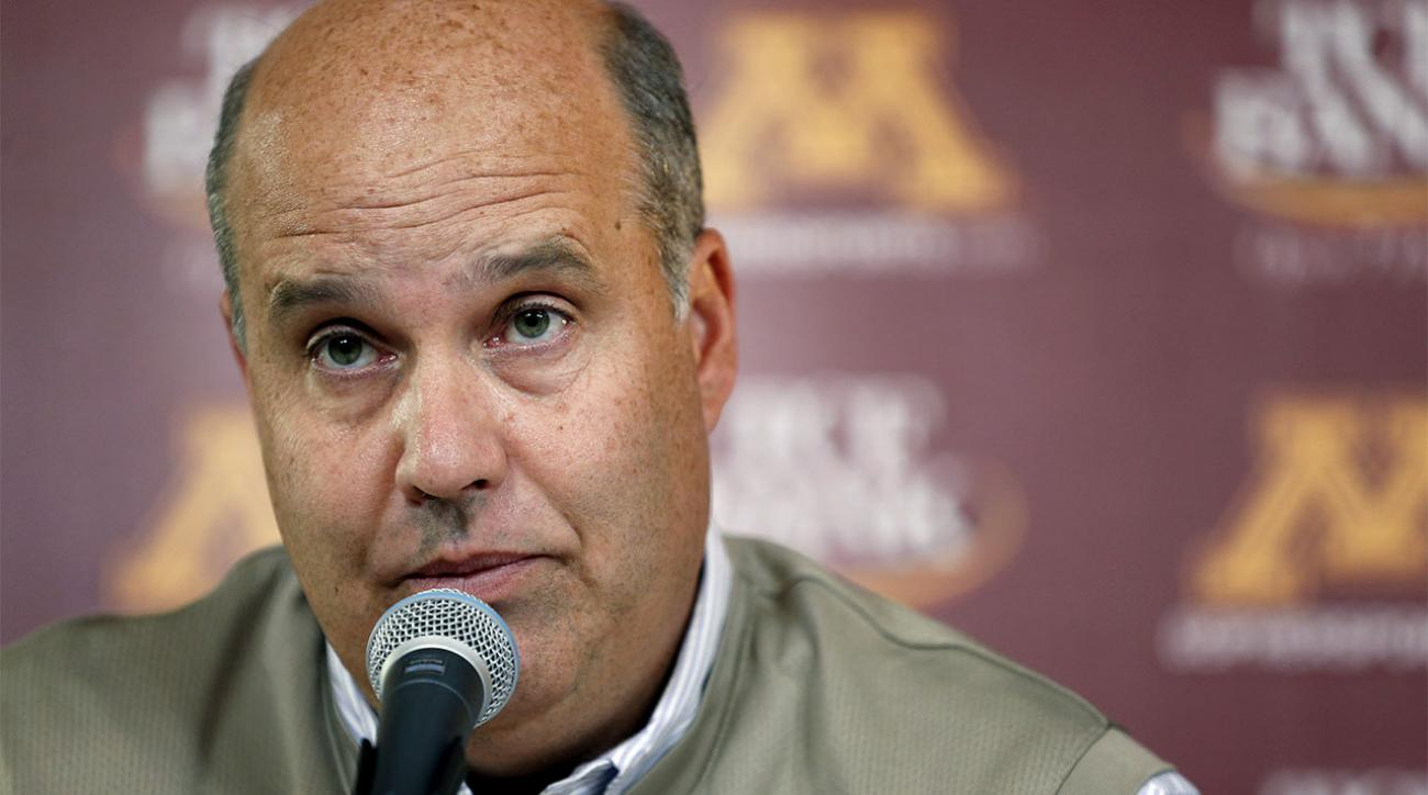 Local reporter says former Minnesota AD sexually harassed her