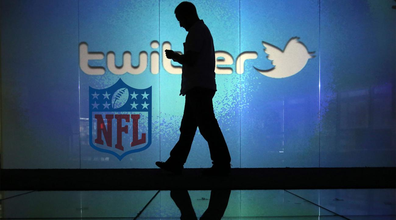 NFL and twitter announce multiyear strategic partnership