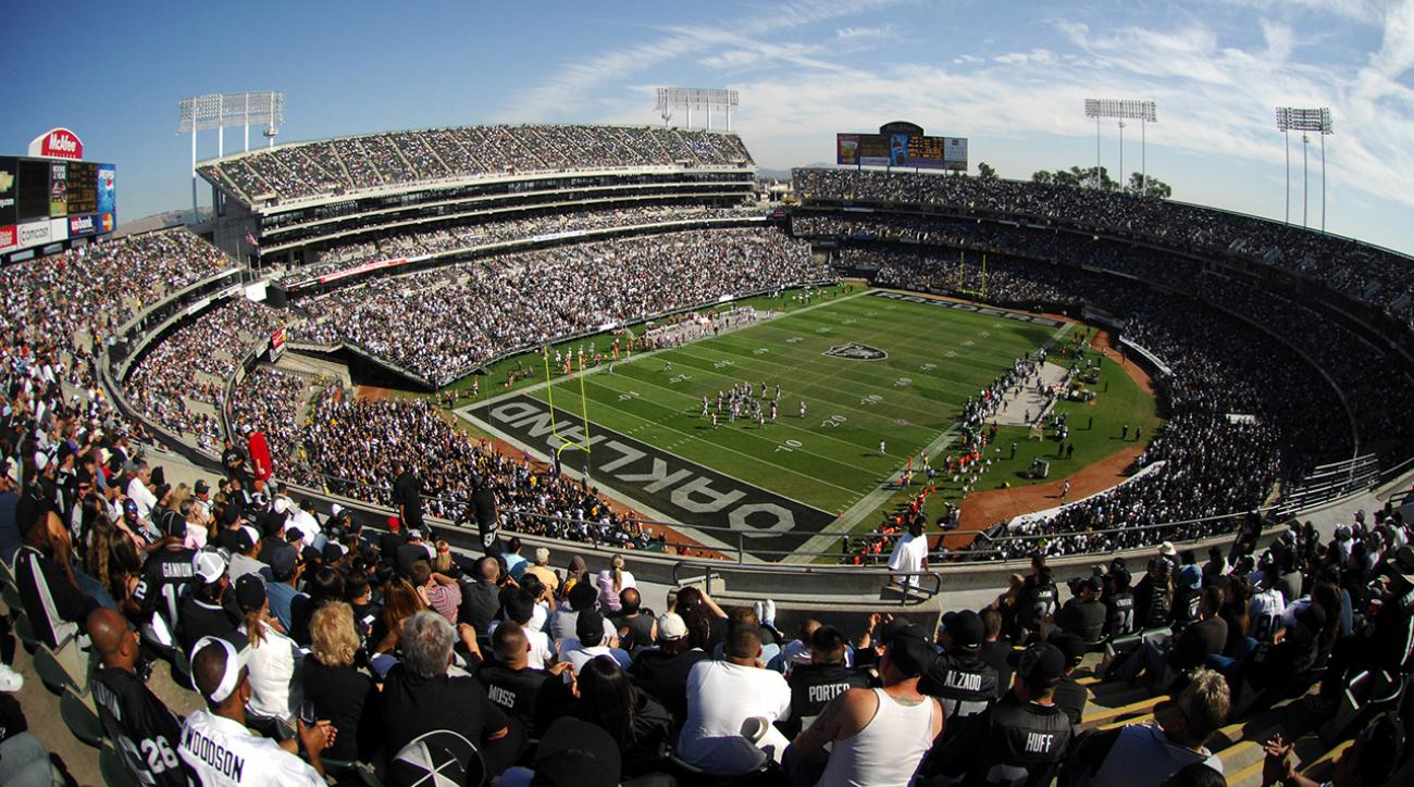 NFL exec: Oakland hasn't given 'viable' stadium plan