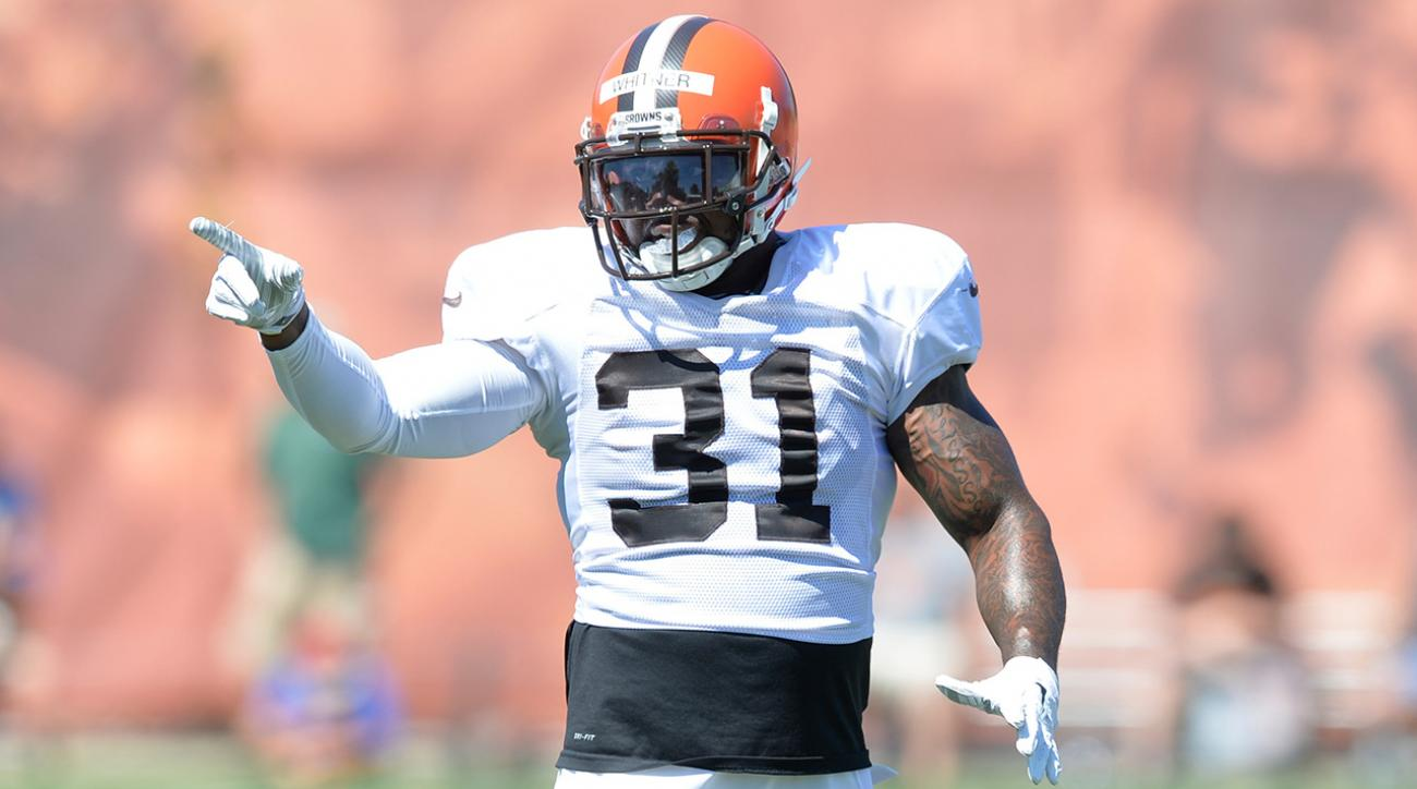 Donte Whitner: Run defense has become mission for secondary