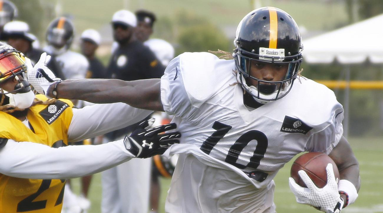 Martavis Bryant ready to stretch the field for the Steelers