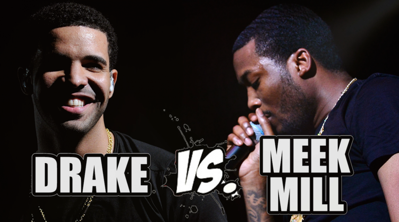 battle, beef, drake, Extra Mustard, Meek Mill, nba, Rap, rookie, nba rookies, drake meek mill, back to back