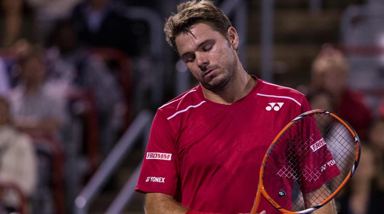 ATP will fine Nick Kyrgios for crude comment to Stan Wawrinka