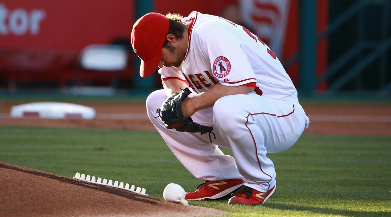 Los Angeles Angels pitcher C.J. Wilson to undergo season-ending elbow surgery