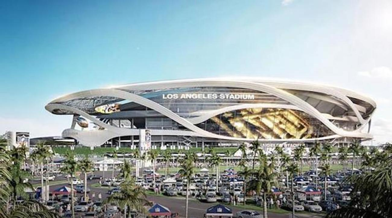 Chargers, Raiders willing to change divisions if they share L.A. stadium
