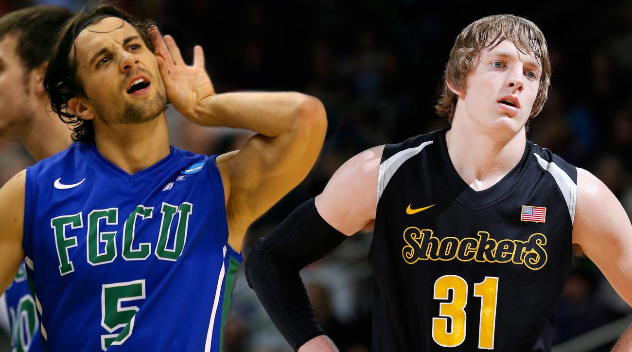 NCAA tournament's best-ever Cinderella: Wichita State vs. Florida Gulf Coast IMG